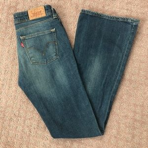 Levi's 476 Slim Bootcut Jeans 27x32